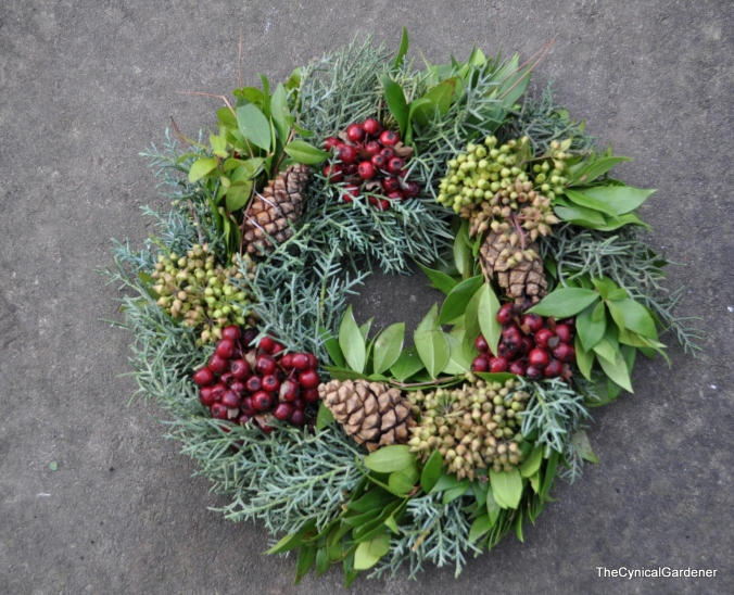 Compact Wreath