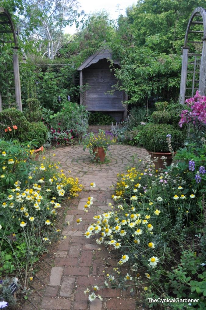 The Artisan's Cottage Garden