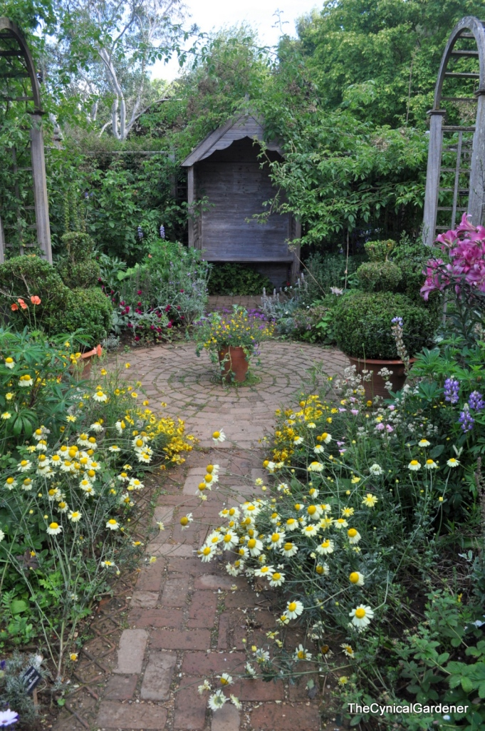 The Artisan's Cottage Garden