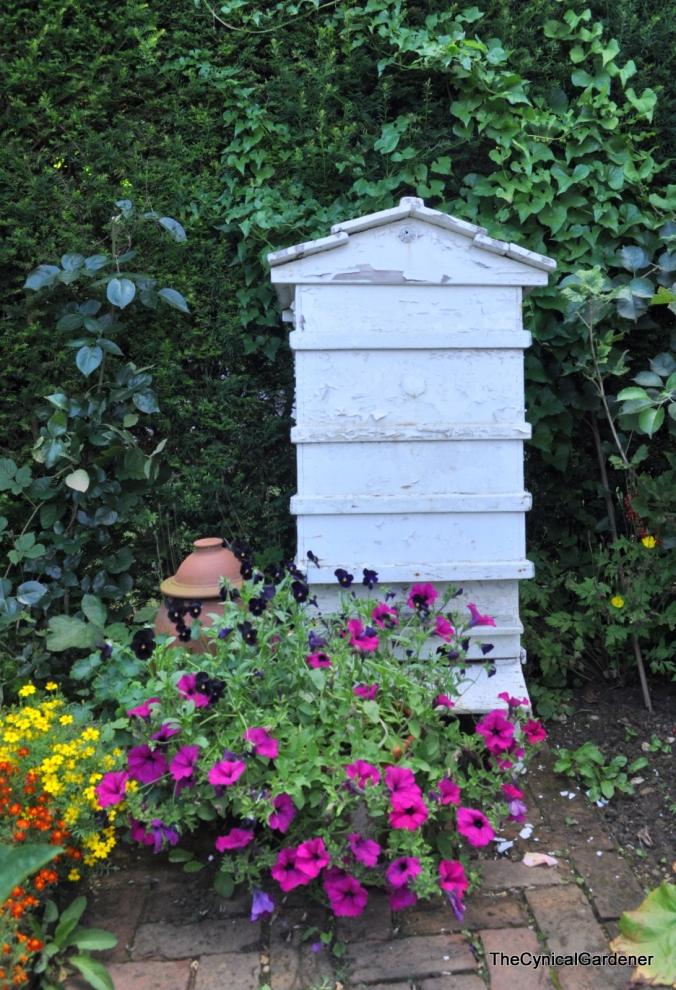 Beehive Compost Bin.