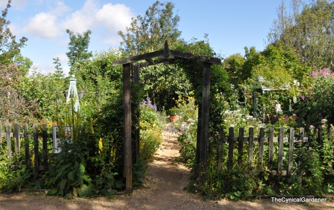 The Artisans Cottage Garden.