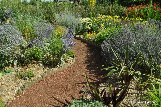 Mediterranean Garden.