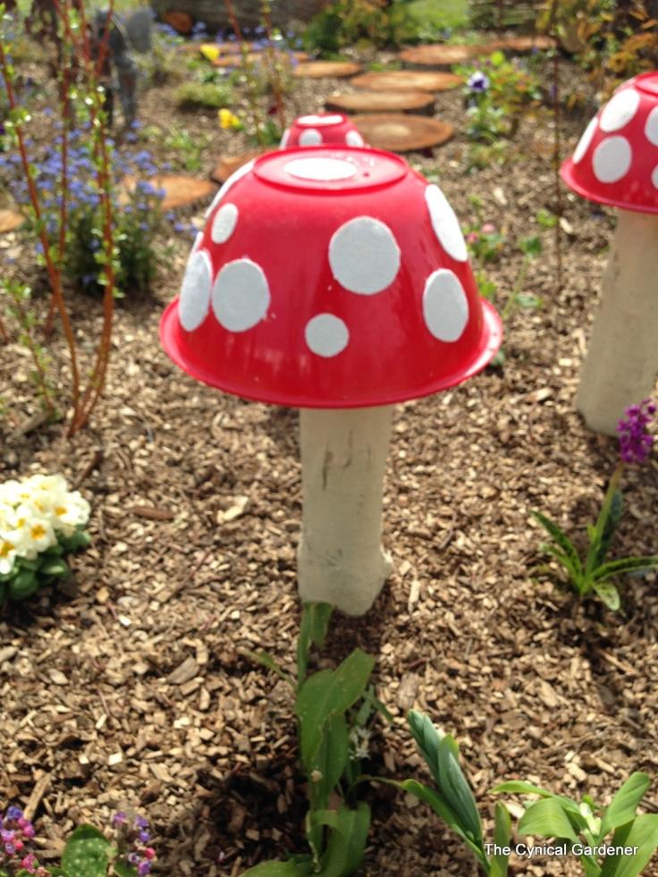 Fake Funky fungi.!!
