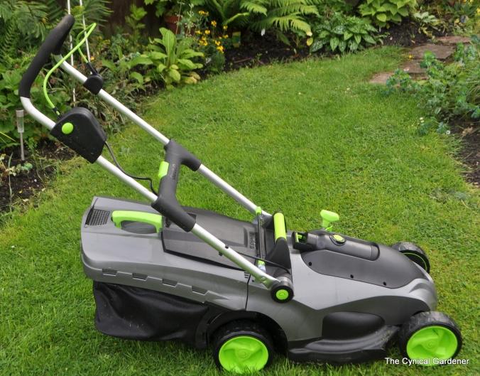 Gtec Cordless Lawnmower