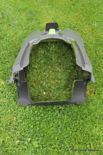 Wide Mouth Grass Bag