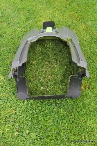 Wide Mouth Grass Bag