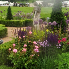 Mini Formal Garden