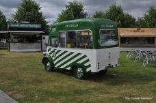 Funky Ice Cream Van.