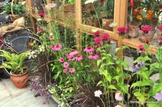 Summer Flowery Display
