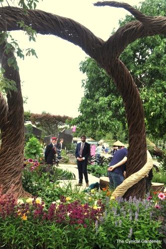 The Veterans on the Garden.