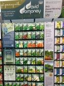David Domoney Seed Range.