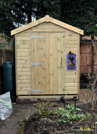 New Shed.