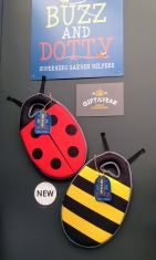 Buzz & Dotty Kneelers for Children