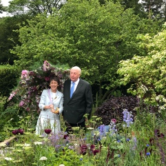 The Duke & Duchess of Devonshire